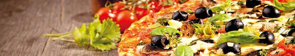 Pizza, groß Ø 40cm